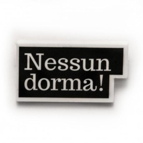 Nessun Dorma! Nessun Dorma!